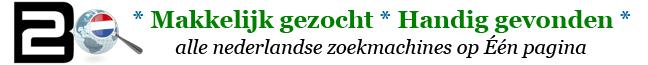 Alle Nederlandse ZoekMachines op 1 pagina Nederlandstalige zoekmachine Contact